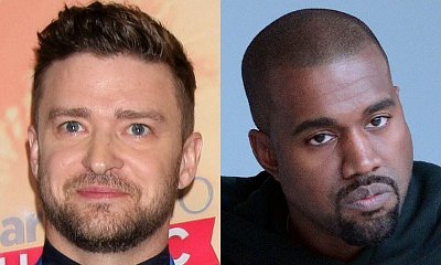 Justin Timberlake Allegedly Gives 'Sarcastic' Response to Kanye West's MTV VMAs Speech