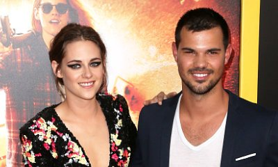 Kristen Stewart and Taylor Lautner Reunite at 'American Ultra' L.A. Premiere