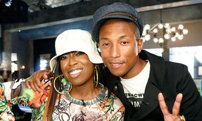 Missy Elliott Joining 'The Voice' Season 9 as Pharrell Williams' Advisor