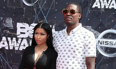 Nicki Minaj Sparks Pregnancy Rumor After Calling Meek Mill Her 'Baby Father'