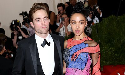 Robert Pattinson and FKA twigs' Wedding NOT 'Off'