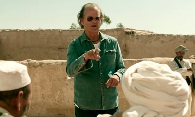 'Rock the Kasbah' New Trailer: Bill Murray Discovers Great Singer in Afghanistan