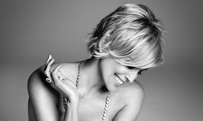 Sharon Stone Poses Completely Naked at 57 for Harper's Bazaar