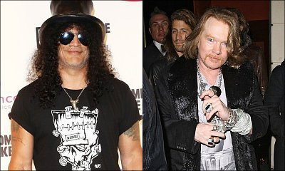 Former Guns N' Roses Star Slash Says He Is No Longer Feuding With Axl Rose