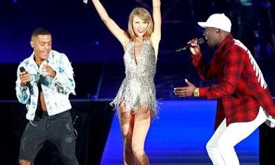 Taylor Swift Brings Out Nico and Vinz for 'Am I Wrong' at Vancouver Concert