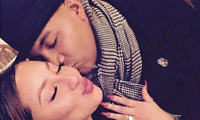 Adrienne Bailon and Fiance Lenny Santiago Call Off Engagement