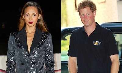 Alesha Dixon Claims Prince Harry Once Tried to Chat Her Up