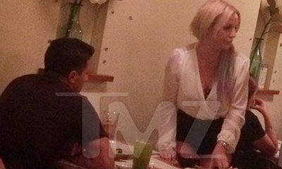 Britney Spears Spotted Having a Date With Restaurant Mogul Harry Morton