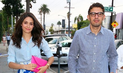 Emmy Rossum Engaged to Boyfriend Sam Esmail