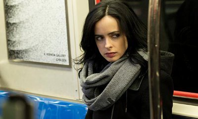 First Official Look at Krysten Ritter as Jessica Jones and Mike Colter as Luke Cage