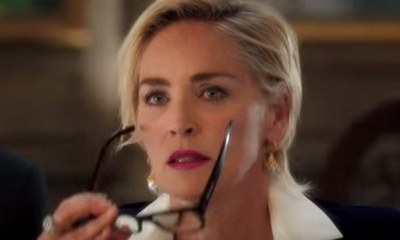First Look at Sharon Stone as Vice President in 'Agent X' Teaser Trailer