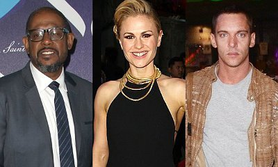 Forest Whitaker, Anna Paquin, Jonathan Rhys-Meyers Cast on 'Roots' Remake