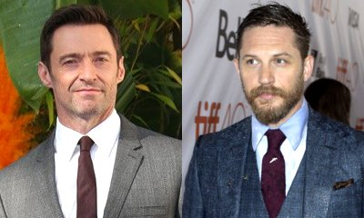 Hugh Jackman Wants Tom Hardy to Be the Next Wolverine
