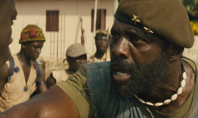 Idris Elba as Warlord in First Full Trailer for 'Beasts of No Nation'