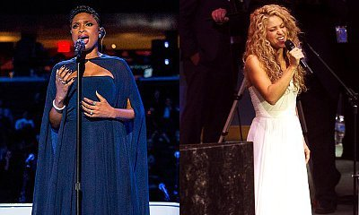 Video: Jennifer Hudson and Shakira Perform for Pope Francis