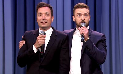 Video: Jimmy Fallon and Justin Timberlake Reunite for 'History of Rap 6'