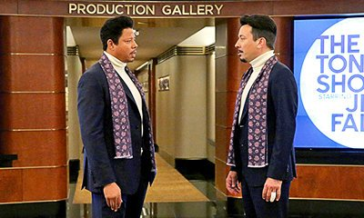 Video: Jimmy Fallon's 'Empire' Parody Features Terrence Howard and Taraji P. Henson