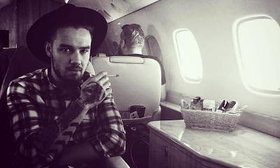 Liam Payne Receives Backlash After Suggesting He's Smoking on Private Jet