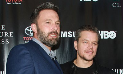 Matt Damon and Ben Affleck to Produce Global Water Crisis Movie 'Thirst' at HBO