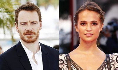 Report: Michael Fassbender and Alicia Vikander Split