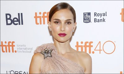 Natalie Portman Stunning at 'A Tale of Love and Darkness' Premiere at TIFF