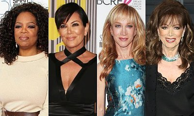 Oprah Winfrey, Kris Jenner, Kathy Griffin Among Stars Mourning Jackie Collins' Death