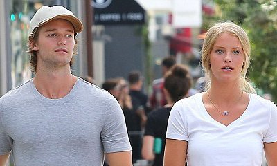 Patrick Schwarzenegger Steps Out With New Blonde Girl After Miley Cyrus Split
