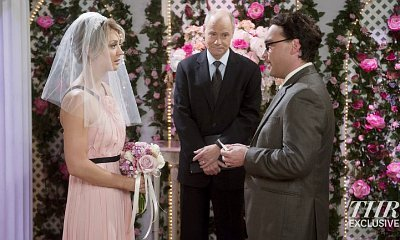 Penny and Leonard Get Married in 'The Big Bang Theory' Season 9 Promo