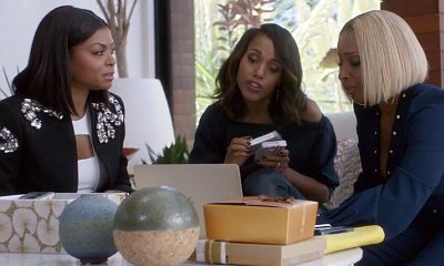 Taraji P. Henson, Kerry Washington, Mary J. Blige Having Full Dance Party on Apple Music Ads