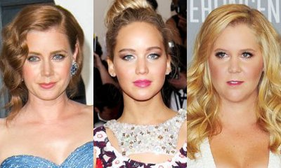 Amy Adams Wants to Join Jennifer Lawrence and Amy Schumer's Girl Squad