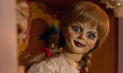 'Annabelle 2' Officially in the Works With Original Scriptwriter
