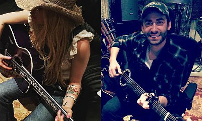 Avril Lavigne and Chad Kroeger Back Together in Studio