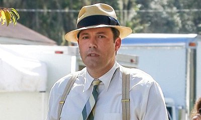 Ben Affleck Goes Retro in 'Live by Night' Set Photos