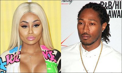 Blac Chyna Gets Future's Name Tattooed on Her Hand