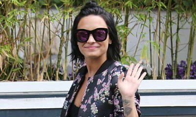 Demi Lovato Admits She Had No Confidence to Pose Nude Six Months Ago
