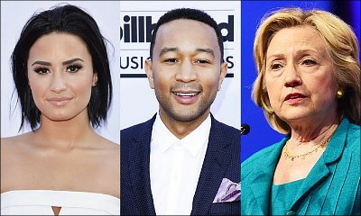 Demi Lovato and John Legend Set to Perform at Hillary Clinton's Birthday Party
