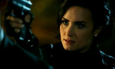Demi Lovato Comes to Her Man's Rescue in 'From Dusk Till Dawn' Clip
