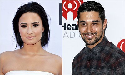 Demi Lovato NOT Engaged to Wilmer Valderrama in a Candlelight Dinner