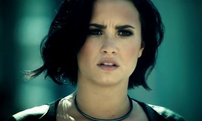 Demi Lovato's 'Confident' Video Featuring Michelle Rodriguez Premiered