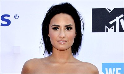 Demi Lovato Thanks Fans for Their Support to Her Nude Vanity Fair Photo Shoot