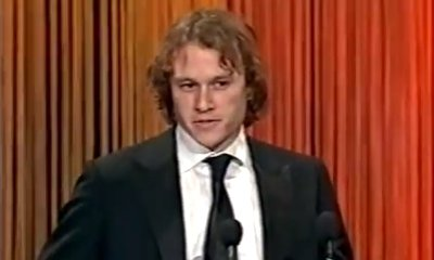 Heath Ledger's Old Video Went Viral on Throwback Thursday