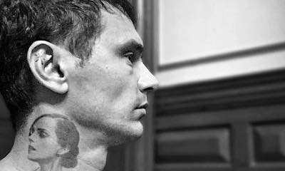 James Franco Tattoos Emma Watson's Face on His Neck