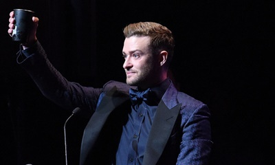 Justin Timberlake Inducted Into Memphis Music Hall of Fame