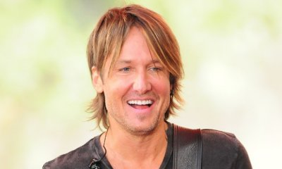 Keith Urban Releases New Track 'Break on Me'