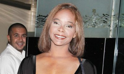 Lark Voorhies Threatened With Sex Tape Release by Estranged Husband