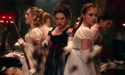 Lily James Is Zombie Slayer in 'Pride and Prejudice and Zombies' First Trailer