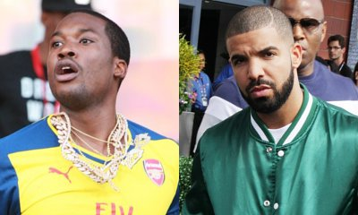 Meek Mill Freestyles Over Drake's Diss Track 'Back to Back'