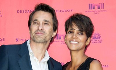Olivier Martinez Steps Out Shoeless and Without Wedding Ring After Halle Berry Split
