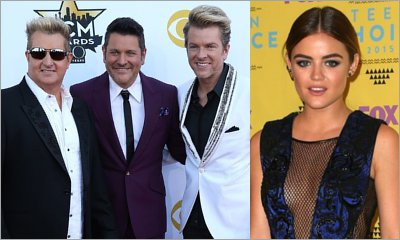 Rascal Flatts and Lucy Hale Put Country in 'Frozen' Track 'Let It Go'