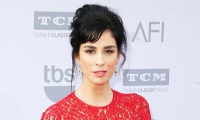 Sarah Silverman Talks About Her Battle With Depression